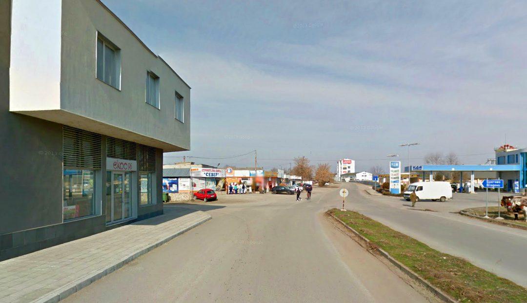Бензиностанции ТИП улица Широка