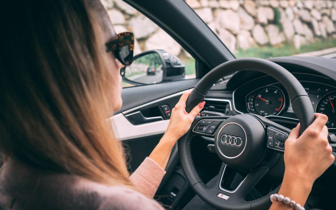 Типовете шофьори, Част 2: Жените