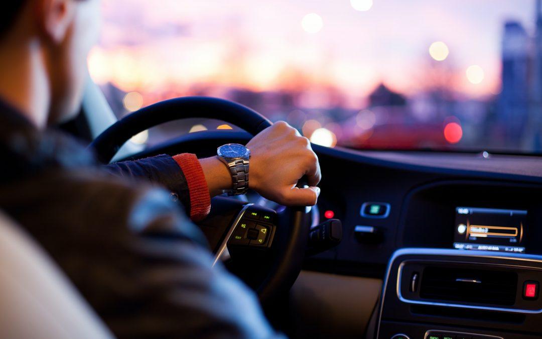 Фазите на развитието на шофьора